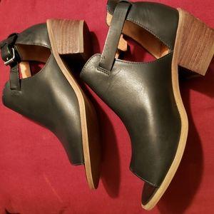 Madewell Pierce cutout booties